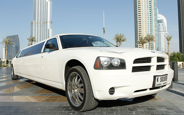 dodge-charger-vip-white-front-view